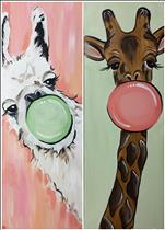 Bubblegum Animals