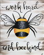 FAMILY PAINTING-You're the Bee's Knees!