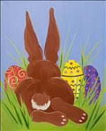 Chocolate Bunny ALL AGES!!