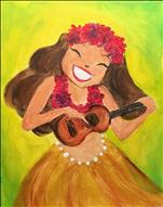 """Hula Dancer""!"