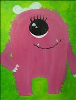 "NEW ART! ""Monster Mash GIRLIE!""  Ages 7+ Welcome!"
