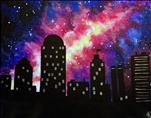 Cosmic Skyline (CUSTOMIZE YOURS!)