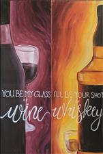 Wacky Whiskey and Wine - Pick A Side