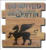 Do Not Feed The Griffin Pallet - Ages 10 & Up!