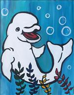 Kids Paint - Baby Beluga