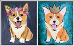 Corgi Couple - Set