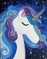 $30~FAMILY ART IN THE AFTERNOON~Cosmic Unicorn