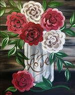 Rustic Love Blooms - New Art - 2X Points!