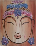 Flower Crown Buddha