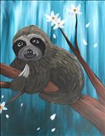 Teen Friendly!  Cute Sloth