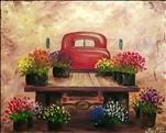 **MANIC MONDAY** Classic Red Tulip Truck ($10 off)