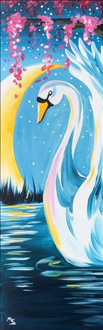 Moonlit Sonata 10X30 NEW ART! 2x PAINT POINTS!