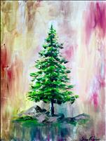 !NEW ART! ABSTRACT SPRUCE