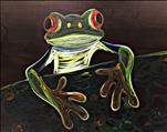 NEW! Neon Tree Frog! All Ages!