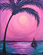 Afternoon Art: Lovely Pink Sunset