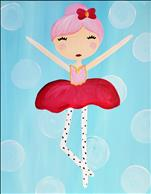 ALL Ages: Ballerina Doll $25