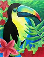 NEW! Tropical Toucan! Ages 10+
