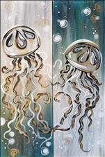NEW: 10x 30: In the Deep Jellyfish: Set or Single