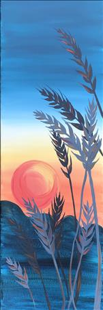 Manic Monday $10 off! NEW! Serene Sunset Field 12+