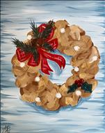 Burlap Wreaths - Christmas-Customize YOURS! 18+