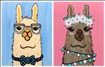 Llama Family - Single or Set - ALL AGES!