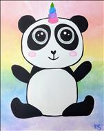 Family Fun!  Meet Our Pandacorn!