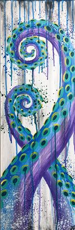 NEW 10X30 CANVAS ~ Sea Life