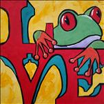 Philly Frog Love