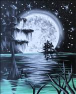 Free Wine Friday & New Art! Mystic Marsh