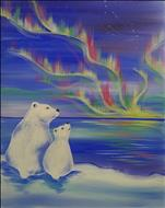 A Polar Bear's View 16X20 NEW ART! 8+