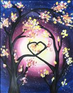 Starry Love Trees