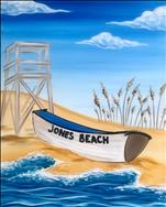 Jones Beach Dinghy