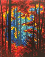 A Bright Fall Forest (Ages 15+)