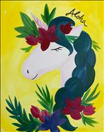 Aloha Unicorn - Ages 8 & Up