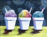 "Manic Monday: $10 Off"" A Snoball Trio"""