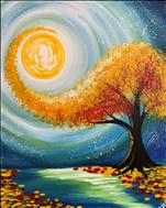 Fall Glimmer  16X20 NEW ART! 12+