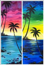Maui Sunset PICK YOUR COLORS!!