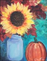 PUBLIC: That Sunflower & Pumpkin Life  **New Art**
