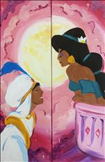 A Magical Romance - COUPLES PAINTING!
