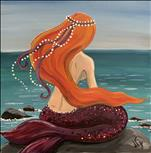 #GlamArt Mermaid Dreams (21+)