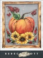 Rebeca Flott Screen Arts - Fall, Friends & Flowers