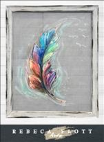 SCREEN ~ Rebeca Flott Arts-You are Created to Fly