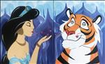 Disney's Aladdin! - Jasmine And Rajah Set