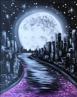 Mystic City 16X20 NEW ART! BFF/DATE NIGHT18+