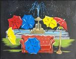 FRIENDS TRIVIA & PAINT NIGHT! The Fountain