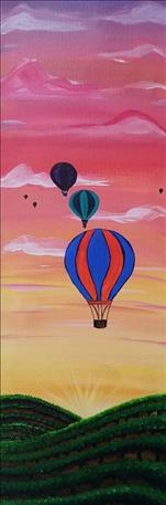 NEW! - Vineyard Ballooning