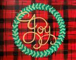 Buffalo Plaid Christmas Joy