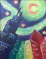 Colorful Starry City ALL AGES