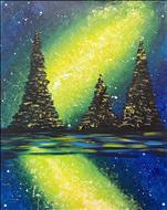 Evergreen Galaxy-Blacklight!