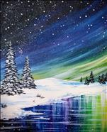 Winter Northern Lights